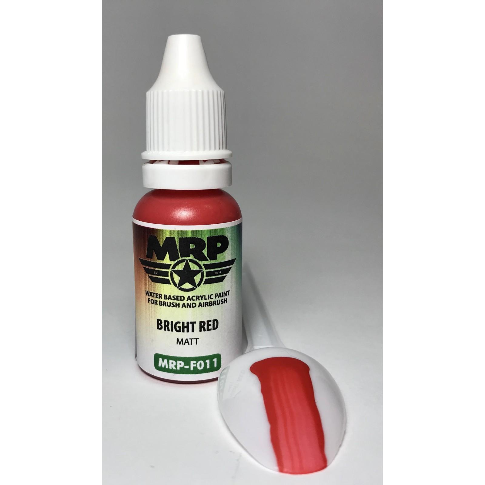MRP-F11 Bright Red