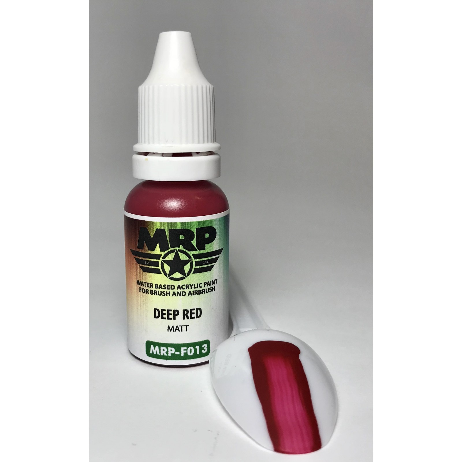 MRP-F13 Deep Red