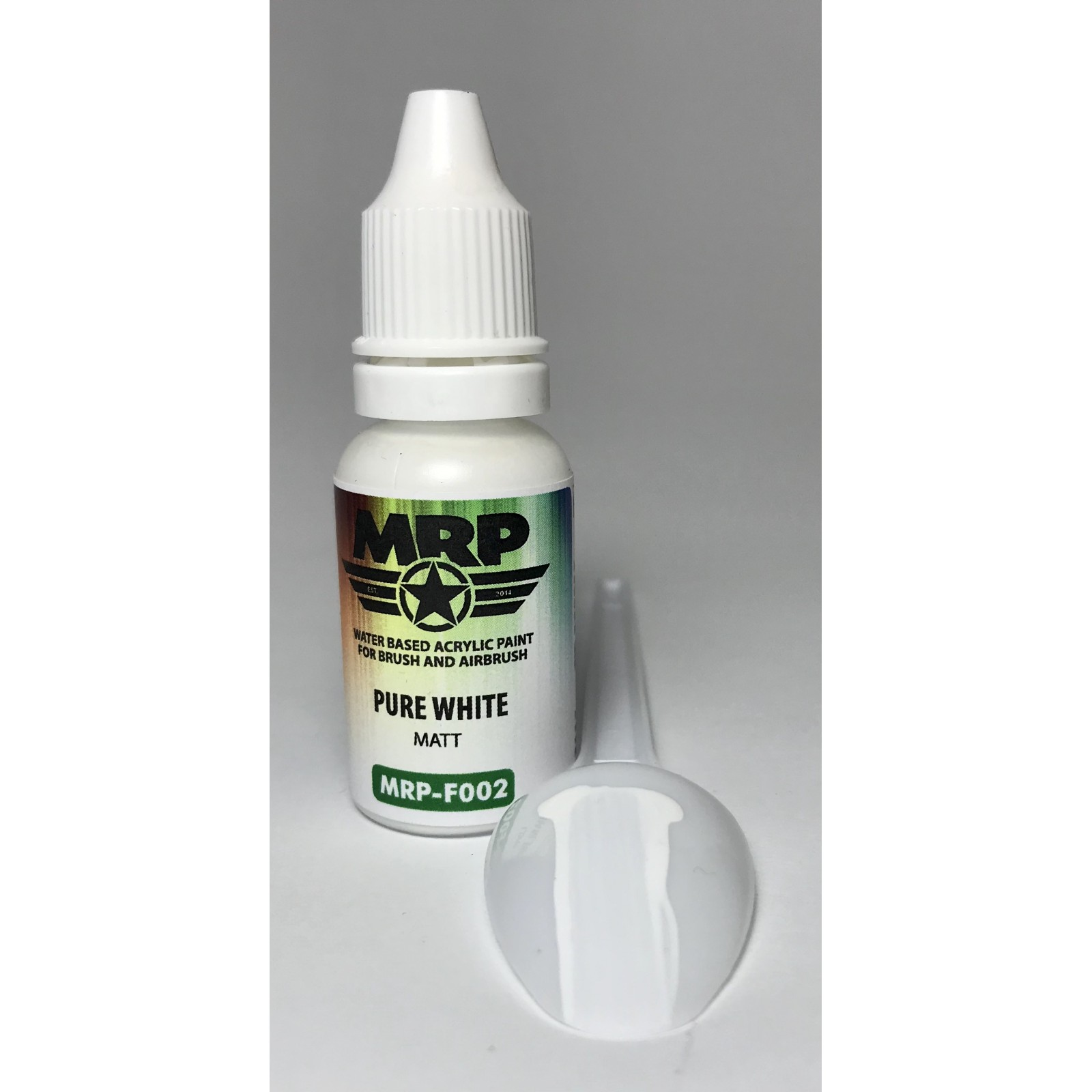 MRP-F02 Pure White