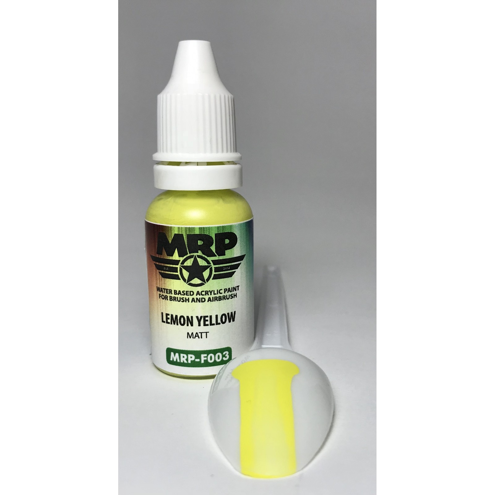 MRP-F03 Lemon Yellow