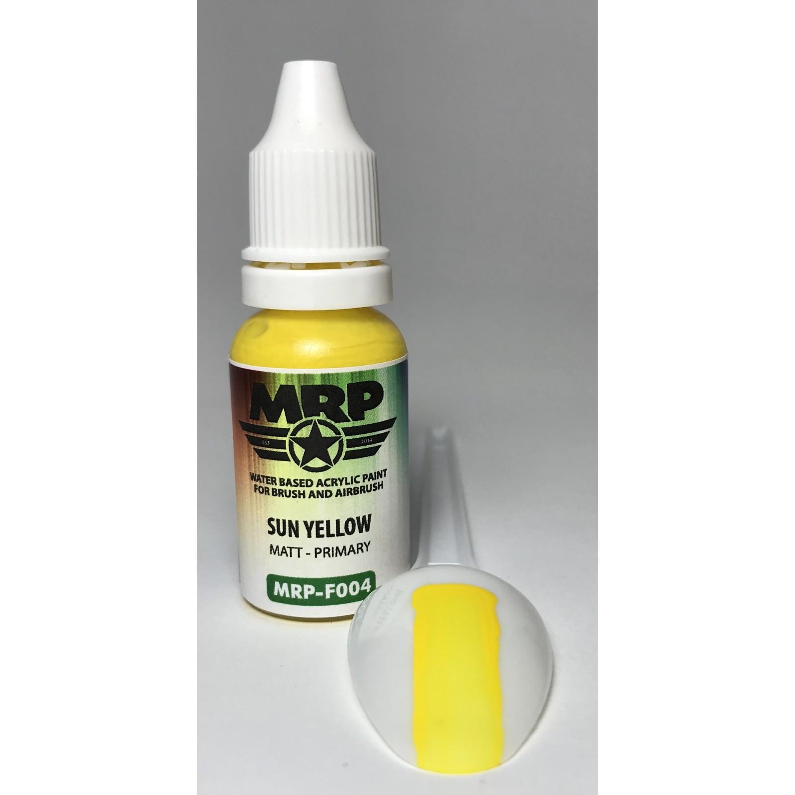 MRP-F04 Sun Yellow