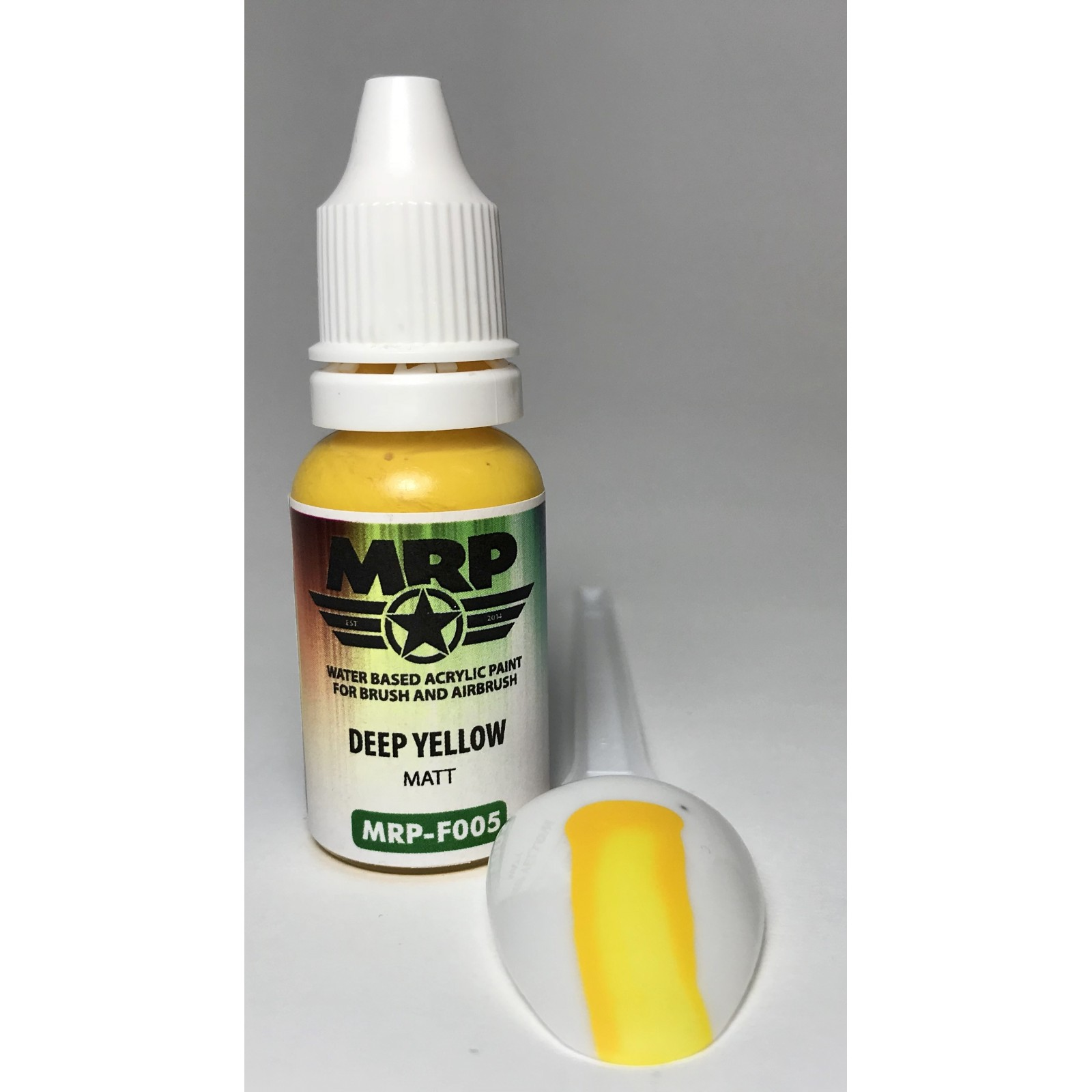 MRP-F05 Deep Yellow