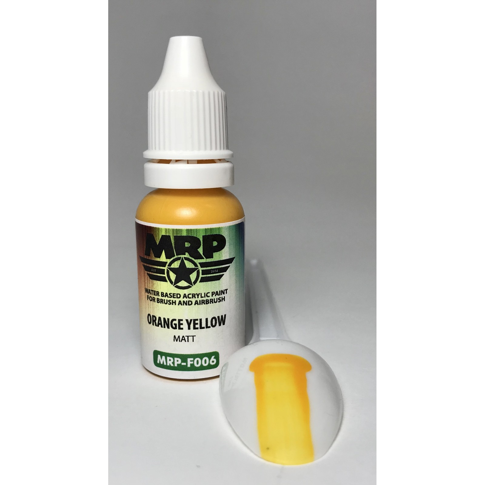 MRP-F06 Orange Yellow