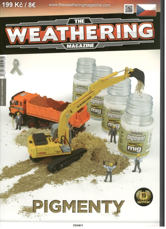 The weathering magazine - Pigmenty